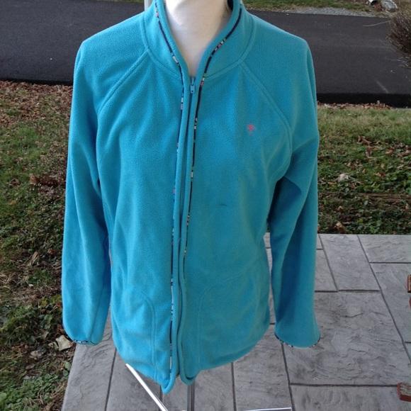 Lilly Pulitzer Jackets & Blazers - Lilly Pulitzer fleece jacket.